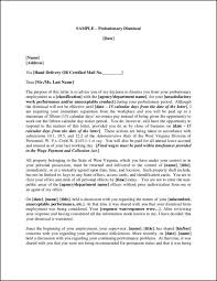 37 basic termination letters free word pdf format download