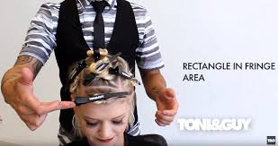 Colours For Highlighting Hair How To Colour Hair General Colour U0026 Highlights