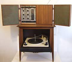Rca Victrola Record Player Cabinet Vintage Record Player Consoles