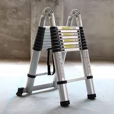 telescoping attic ladder design u2014 optimizing home decor ideas