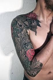 tribal rose tattoo 32 img pic designtatto