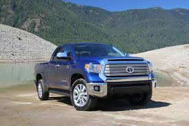 tundra truck 2014 toyota tundra pickup truck review and road test with entune