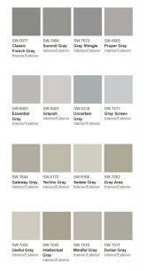 types of grays shades of grey color popular interior the fifty shades of grey
