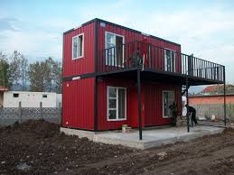 conex container homes in container cabins for sale elegant red