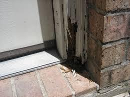 Exterior Door Repair Damage Door Frame Repairs Gallery For Website Exterior Door Jamb