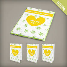 single sided small seed paper card gift pack plantable seed