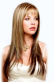 long layers with bangs hairstyles for 2015 for regular people 6 different long layered hairstyles with bangs 2015 include