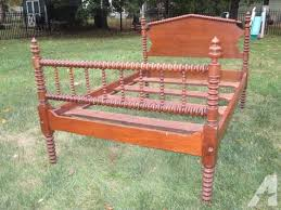 Jenny Lind Full Bed Antique 18 Original Jenny Lind Spindle Double Full 3 4 Bed For