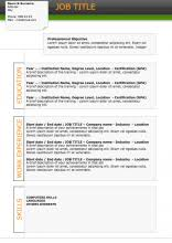 photo resume format free resume templates to download examples of resumes