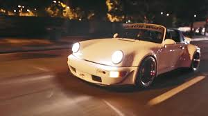 porsche 964 targa video rwb radically modifies a porsche 911 964 targa in los