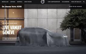 Volvo Xc60 New Shape New Volvo Xc60 Teased By Volvo Netherlands Autoevolution