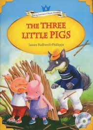 young learners classic readers level 1 pigs