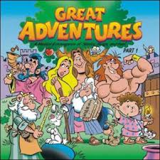 great adventures1 cd with favourite bible stories and children s