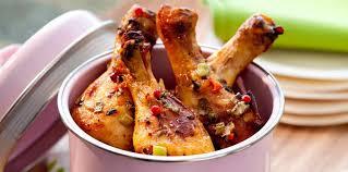 cuisiner pilon de poulet pilons de poulet créoles facile et pas cher recette sur cuisine