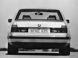 bmw 7 series e32 specs 1986 1987 1988 1989 1990 1991
