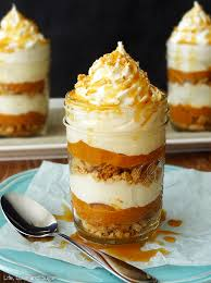 easy no bake desserts for thanksgiving
