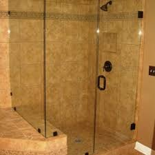 Frameless Shower Doors Okc Metro Glass Windows Installation 332 W St Norman Ok