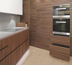 cuisine en noyer 4 cuisines en bois et noyer côté maison