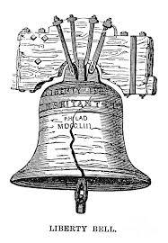 philadelphia liberty bell photograph by granger