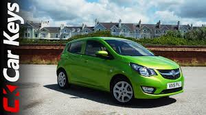 vauxhall viva vauxhall viva 2015 review opel karl car keys youtube