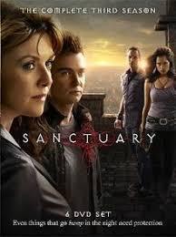 Seeking Season 3 Dvd Sanctuary Season 3