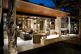 Backyard Outdoor Living Ideas Exteriors Living Room Modern Outdoor Living Room Ideas With