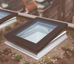 fakro flat roof windows combine style and energy efficiency