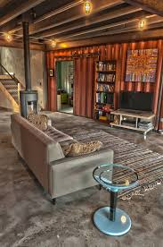 enchanting single shipping container homes interior photo