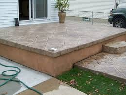 Patio Foundation 9 Best Exterior Cncrete Images On Pinterest Stained Concrete