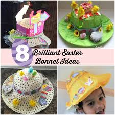 Easter Bonnet Decorations by Amazing Easter Bonnet Ideas With The Works Tots 100