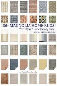 Area Rug Styles 30 Stunning Rugs You Ll From Magnolia Home Joanna Gaines