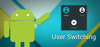 android user android basics how to set up user accounts on the same