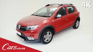 sandero renault stepway renault sandero stepway 66kw turbo dynamique 2017 in depth