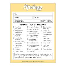 amazon com knock knock apology nifty notes knock knock apology