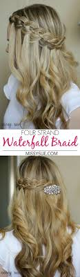 tutorial rambut waterfall 50 most beautiful hairstyles all women will love styles weekly