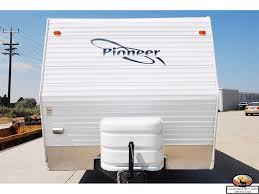 Fleetwood Pioneer Travel Trailer Floor Plans 2007 Fleetwood Pioneer 25fq