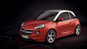opel adam interior roof opel adam cars magazine