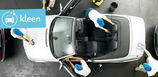 nettoyage si e voiture le lavage auto sans eau est il écologique et efficace