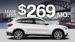 bmw lease programs drive a bmw x1 xdrive28i for only 269 per month from passport