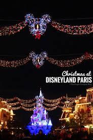 christmas at disneyland paris 2015 trip report index the