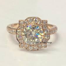 moissanite bridal reviews certified moissanite engagement rings logr lord of gem rings