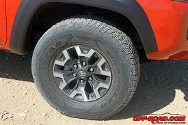 toyota tacoma road wheels 2016 toyota tacoma trd road 3 15 16