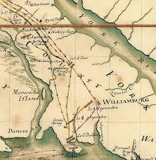 Jamestown Virginia Map Battle Of Spencer U0027s Ordinary Wikipedia