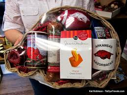 food baskets to send 64 great arkansas food gift ideas tie dye travels with