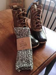s bean boots sale jcrew c socks black white https jcrew com
