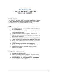 Telemarketing Resume Job Description by Call Center Agent Outbound Telemarketing U0026 Sales Job Description