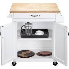 Meryland White Modern Kitchen Island Cart by Wonderful Kitchen Island Cart Butcher Block 5 Benefits Of Carts