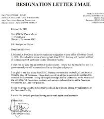 resignation letter format awesome letter of resignation for