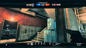 playing some rainbow six siege multiplayer on ps4 1 youtube