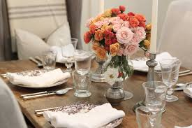Tables For Dining Room The Fascinating Ideas Of Flower Arrangements For Dining Room Nytexas